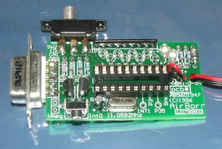 Serial-parallel PCB